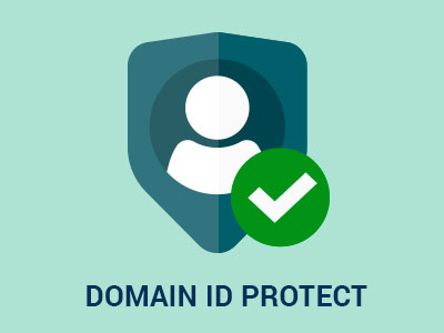 ID Protect για Domain Names
