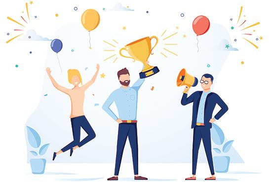 Transfer & Win δωρεάν μήνες hosting